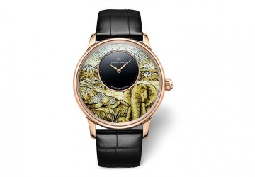 HAUTE horology