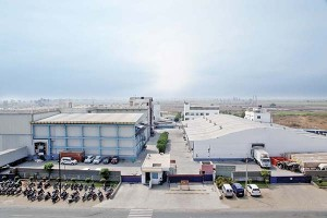 WestCoast seafood processing plant at Surat, Gujarat