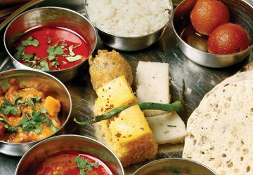 All Hail The Thali!