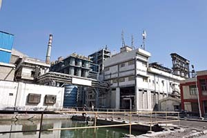 GHCL Factory in Gujrat