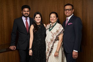 Agrawal Family Photo 1