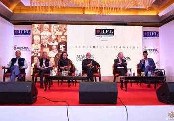 """Panel Discussion on """"How Relevant Is Tradition To Marwaris Today?"""""""