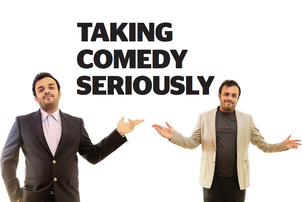 Taking Comedy Seriously