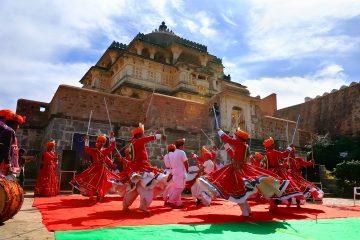 Kumbhalgarh's Artistic Recitals